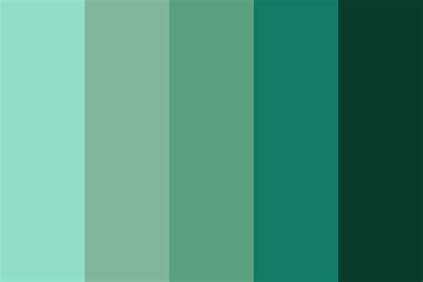 what color is mint mint color palette