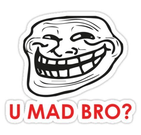 U Mad Meme Face - u mad bro png transparent images png all