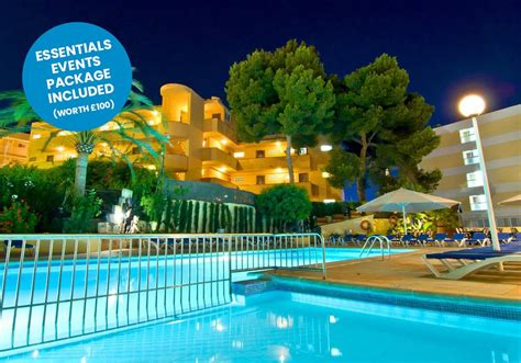 magaluf clubbing holidays  hotels   party