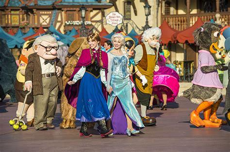 St Vincent Disneys Mickey Meets The Captain Of The Guard Ms 2 disney kicks 24 hour day inside magic kingdom