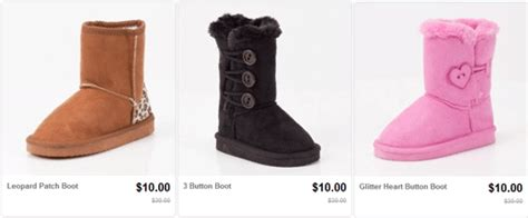 Sale Boots Bulu 10 toddler winter boots on totsy reg 30