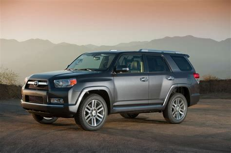 Toyota For Runner Review 2010 Toyota 4runner Limited The About Cars