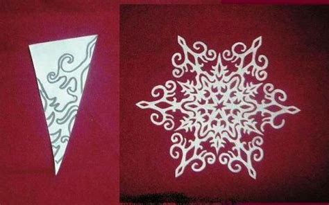 How To Make Beautiful Paper Snowflakes - beautiful beautiful snowflakes paper snowflake patterns