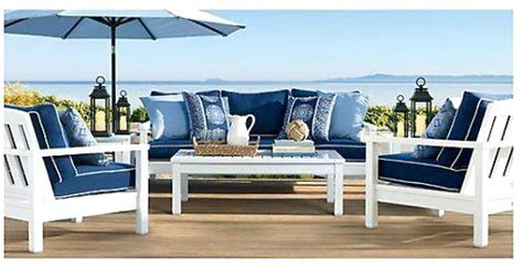 striped patio cushions home design ideas and pictures