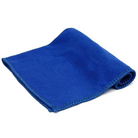 10pcs towels cleaning towel car washing cloth microfiber