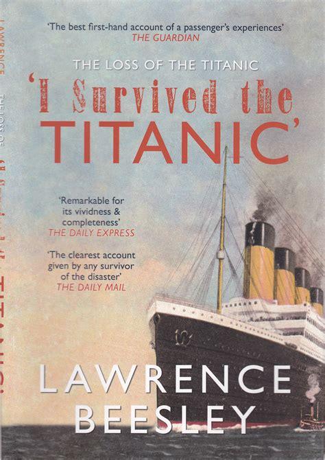 titanic book report book report titanic