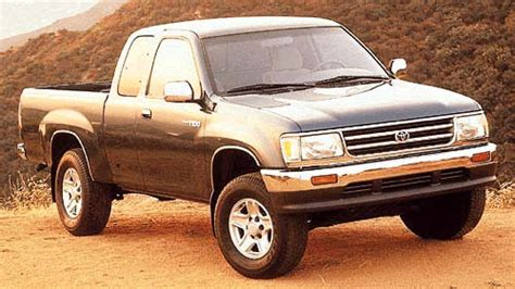 how to learn about cars 1997 toyota t100 xtra parental controls 1997 toyota t100 review