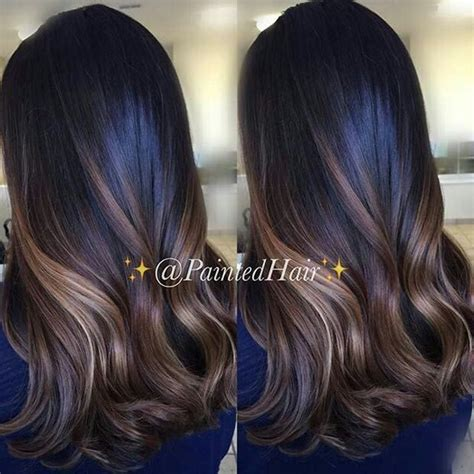 Shiseido Cat Rambut warna ombre rambut blue and black 25 best hair images on