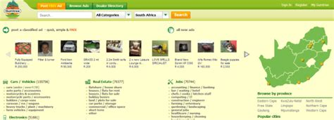 gumtree free section gumtree johannesburg amazing things you can do on it