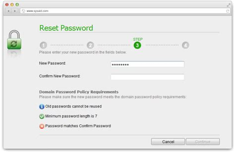 windows password reset self service restablecimiento de contrase 241 a sysaid prueba gratis