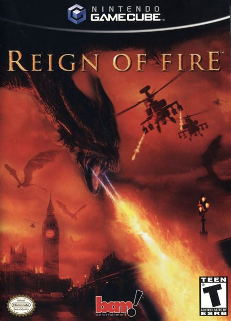 reign of fire 2002 the top 20 sci fi films of the reign of fire for gamecube 2002 mobygames