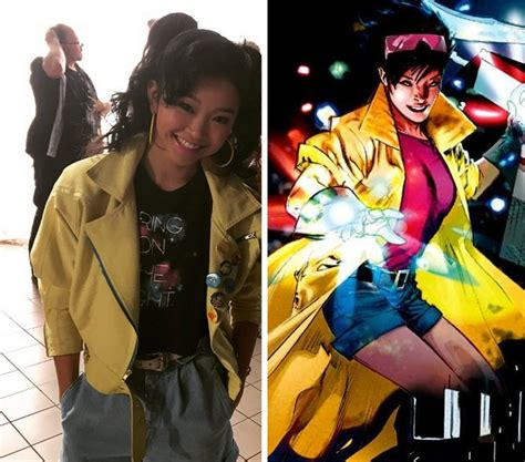 s jubilee jean grey and jubilee are total cuties in new
