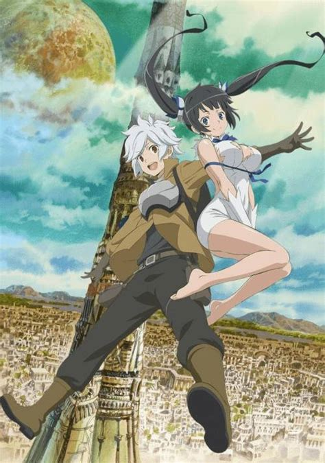 is it wrong to try to up in a dungeon vol 1 light novel un spin pour l anim 233 danmachi 08 d 233 cembre 2016