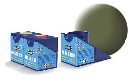 revell anthrazit matt 9 revell 68 green matt aqua color acrylic paint 18ml 36168