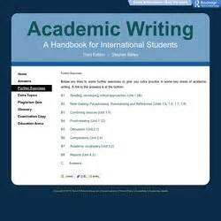 academic writing a handbook academic writing engelskforeningen pearltrees