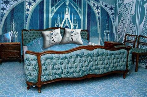 elsa frozen bedroom disney frozen queen elsa inspired room disney princess
