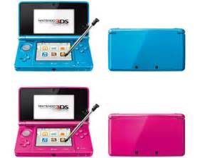 new nintendo 3ds colors nintendo debuts new 3ds variants in new summer colors