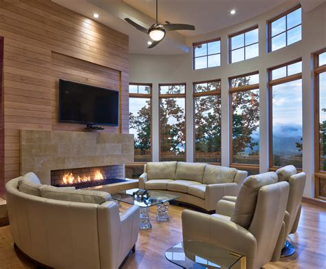 tv family room sofa curved sofa family room tv room elegant curved couch look other metro contemporary living