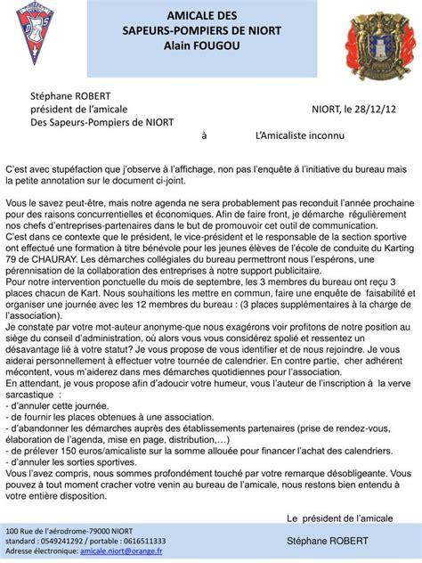 Présentation Lettre Amicale Ppt Amicale Des Sapeurs Pompiers De Niort Alain Fougou Powerpoint Presentation Id 2257198
