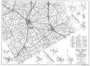 ellis county map maps research tools for ellis county