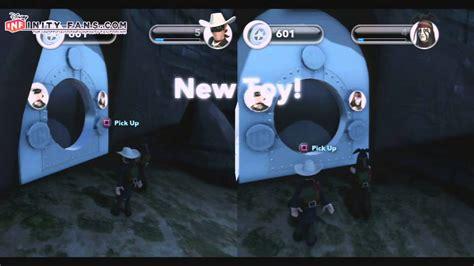 disney infinity vault disney infinity lone ranger play set vault location and
