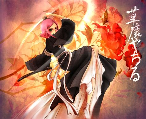 Bleach Anime Yachiru Bleach Anime Images Yachiru Wallpaper Photos 22090491