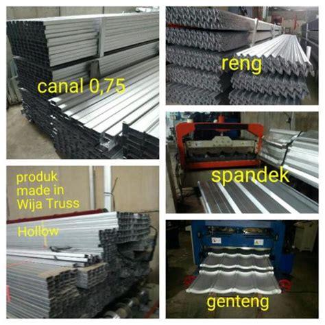 Baja Ringan C Truss 075 Sni rangka atap baja ringan dan produk turunan nya