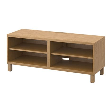 media storage bench best 197 tv bench oak effect ikea