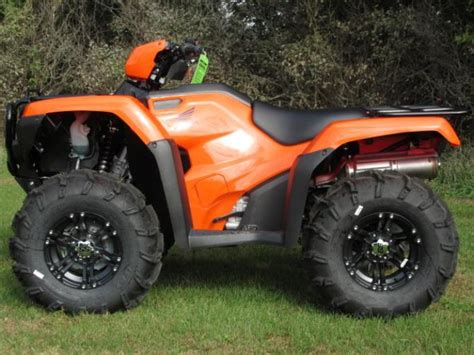 Honda Foreman 500 For Sale by Honda 500 Foreman Eps Foot Shift Motorcycles For Sale