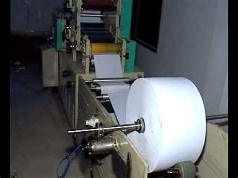 What Makes Rolling Paper - toilet paper roll machine
