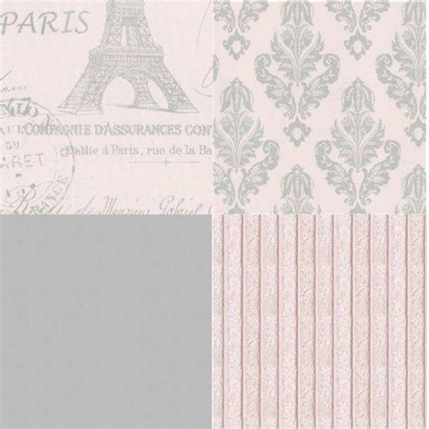 light pink crib bedding paris light pink and gray you design baby crib bedding