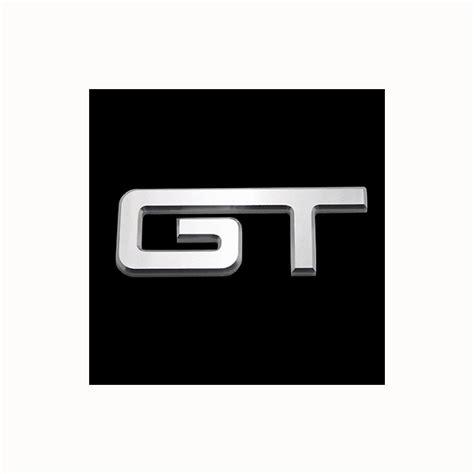Emblem Gt Gt By Jasuki Shop 05 14 ford mustang billet gt badge emblem ebay