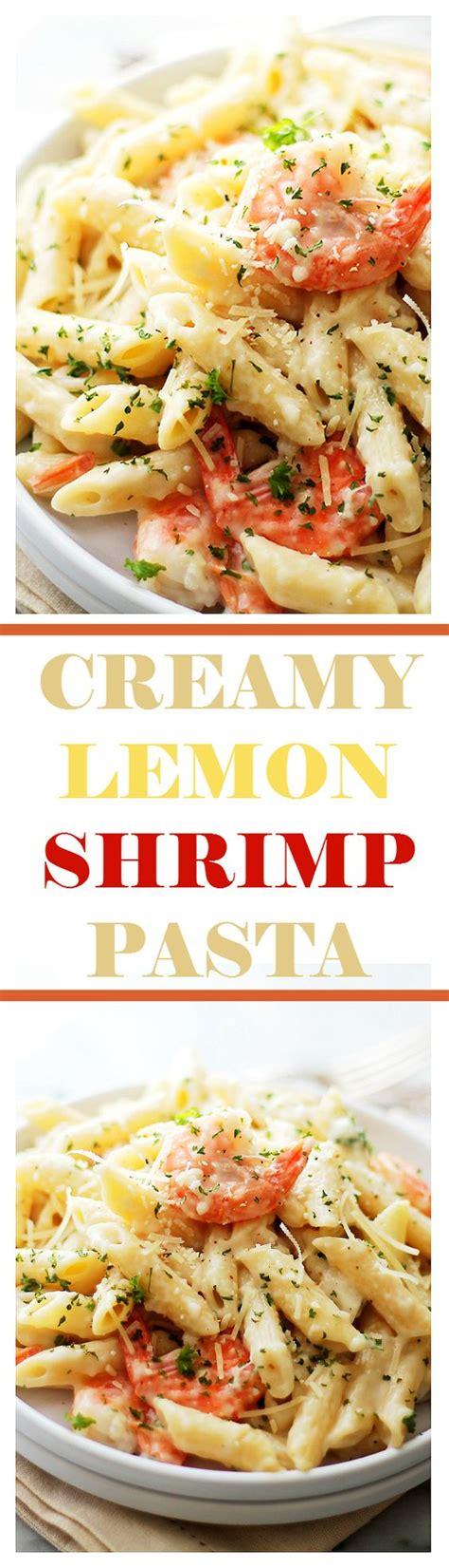 creamy cheesy shrimp and pasta recipes shrimp pasta and creamy pasta on pinterest