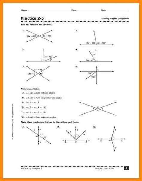 Geometry Angle Relationships Worksheet by 8 Angle Relationship Worksheet Math Cover