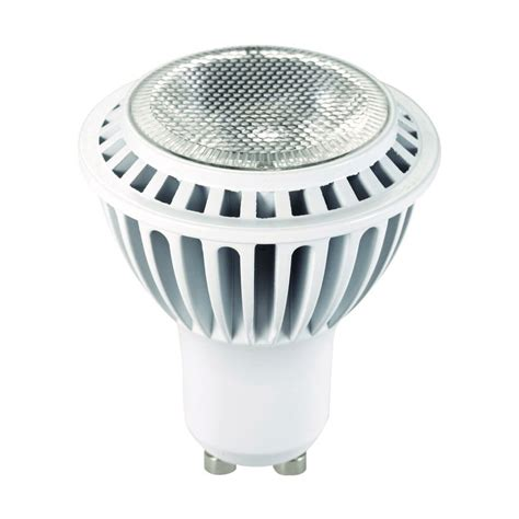 Led Flood Light Bulbs Lowes Shop Ambiance By Sea Gull Dimmable Soft White Mr16 Led Flood Light Bulb At Lowes