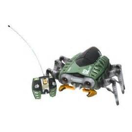 Tyco Nsect Robotic Attack Creature by Tyco R C N S E C T Robotic Attack Creature 27 Mhz