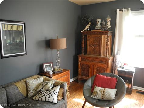 gray walls contemporary living room behr squirrel 1000 images about office inspiration on pinterest