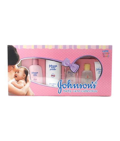 Gift Box Johnsons johnson s baby gift box value pack 8 pcs buy johnson
