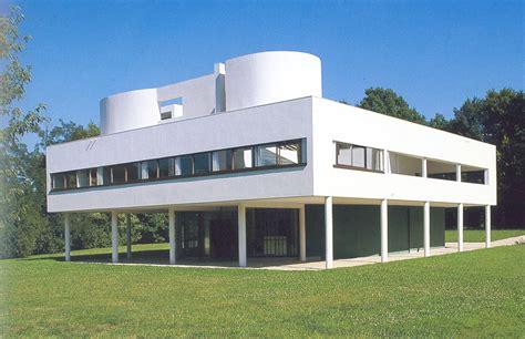 Award Winning Open Floor Plans by Irene Ngoc Ta Arch 1201 Villa Savoye Le Corbusier