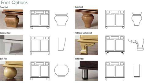 toe kick cabinet base toe kick base options kitchen cabinets glazed cabinets