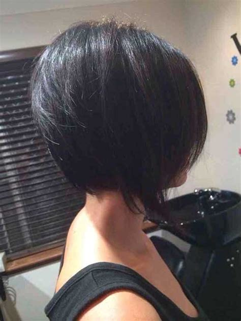inverted bob front and back wedge hairstyle pictures back view design short