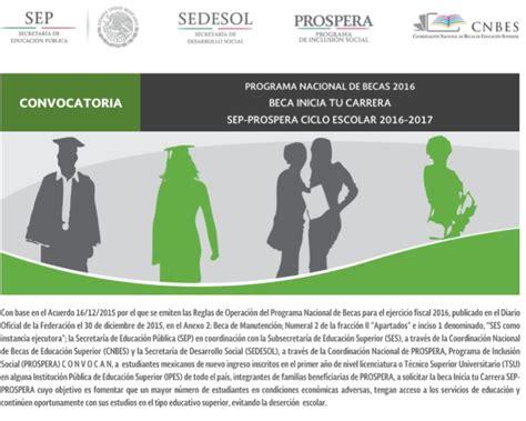 convocatorias becas primaria estado mexico 2016 2017 convocatoria becas sep primaria 2016 2017 estado mexico