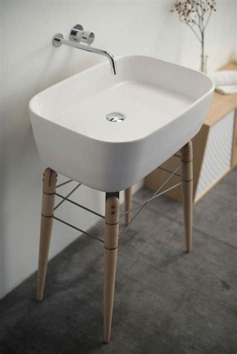 bathroom sink stands 25 cool and creative sink stands for any bathroom digsdigs