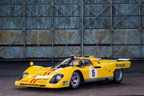 ferrari classic race car le mans participating 1970 ferrari 512m is up for sale
