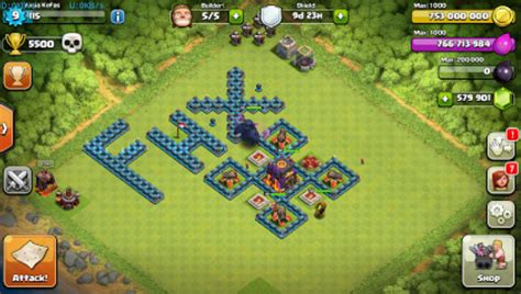 download clash of clans fhx v8 mod apk th 11 update clash of clans mod apk fhx private server v 4 corat