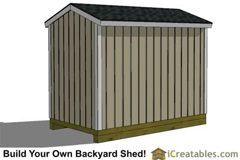 shed plans  storage shed icreatablescom