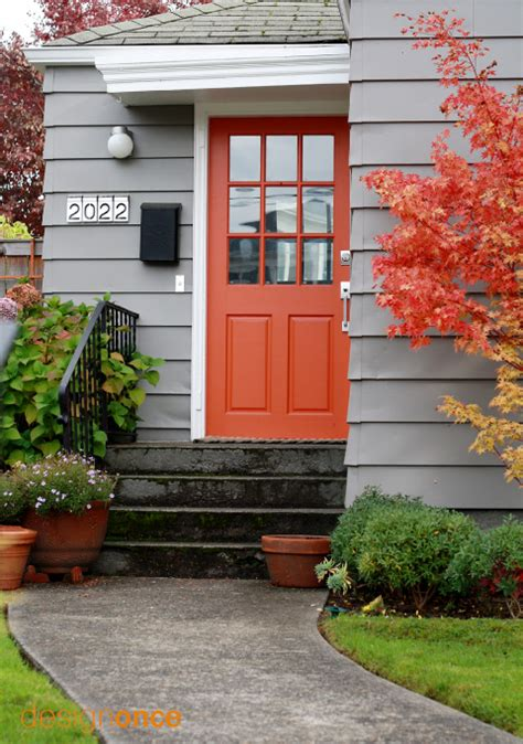 front door colors for gray house 301 moved permanently