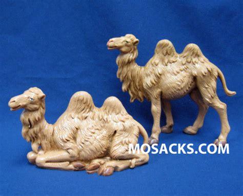 Camel Set 3 fontanini 3 5 quot two camel set 55017