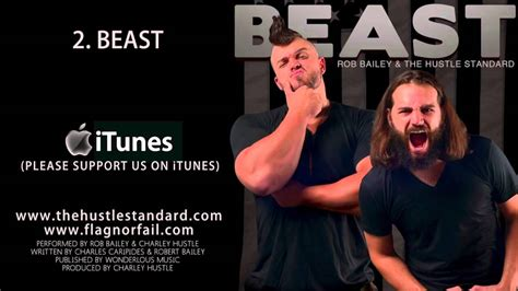 rob baily beast beast by rob bailey the hustle standard