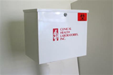 lab boxes by metal products inc